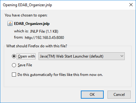 System Files How To Open A Jnlp With Chromium Manually